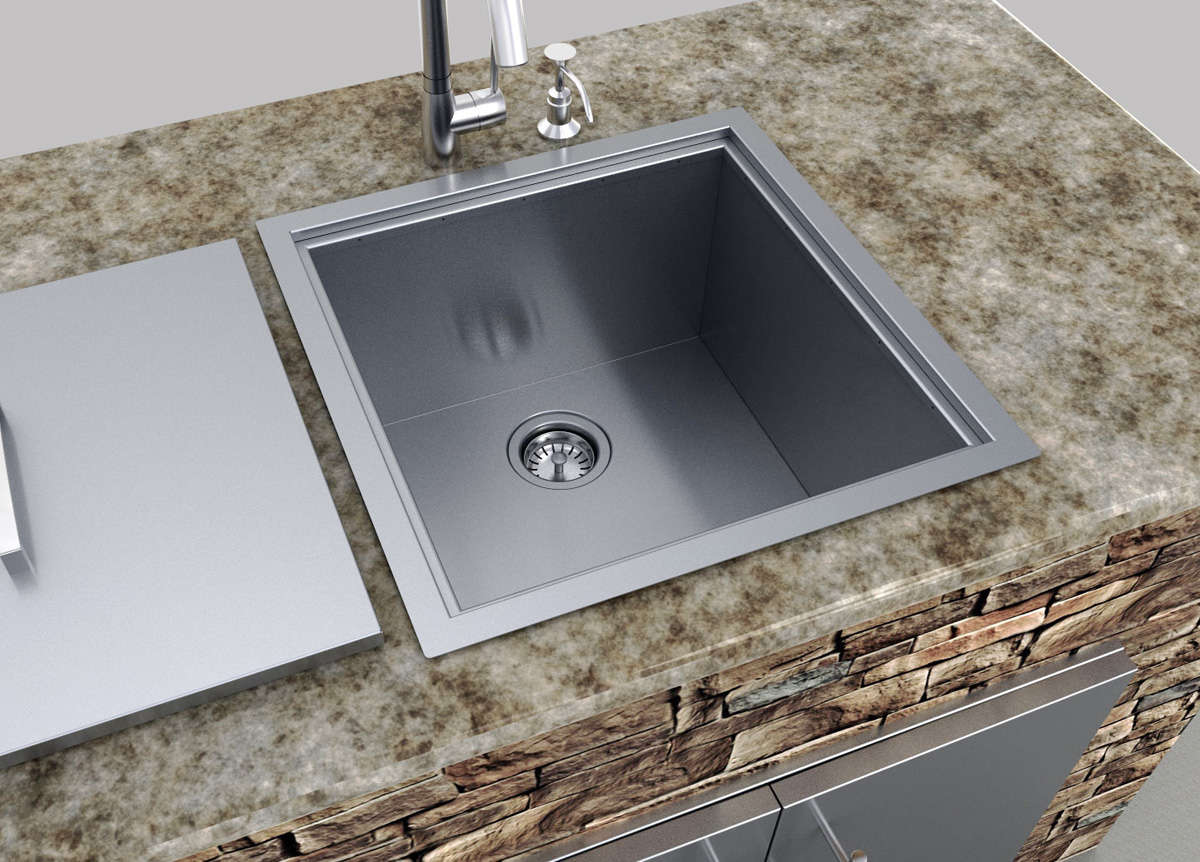 Utility Sink With Cover : Kitchen Sink With Cover - zitzat.com