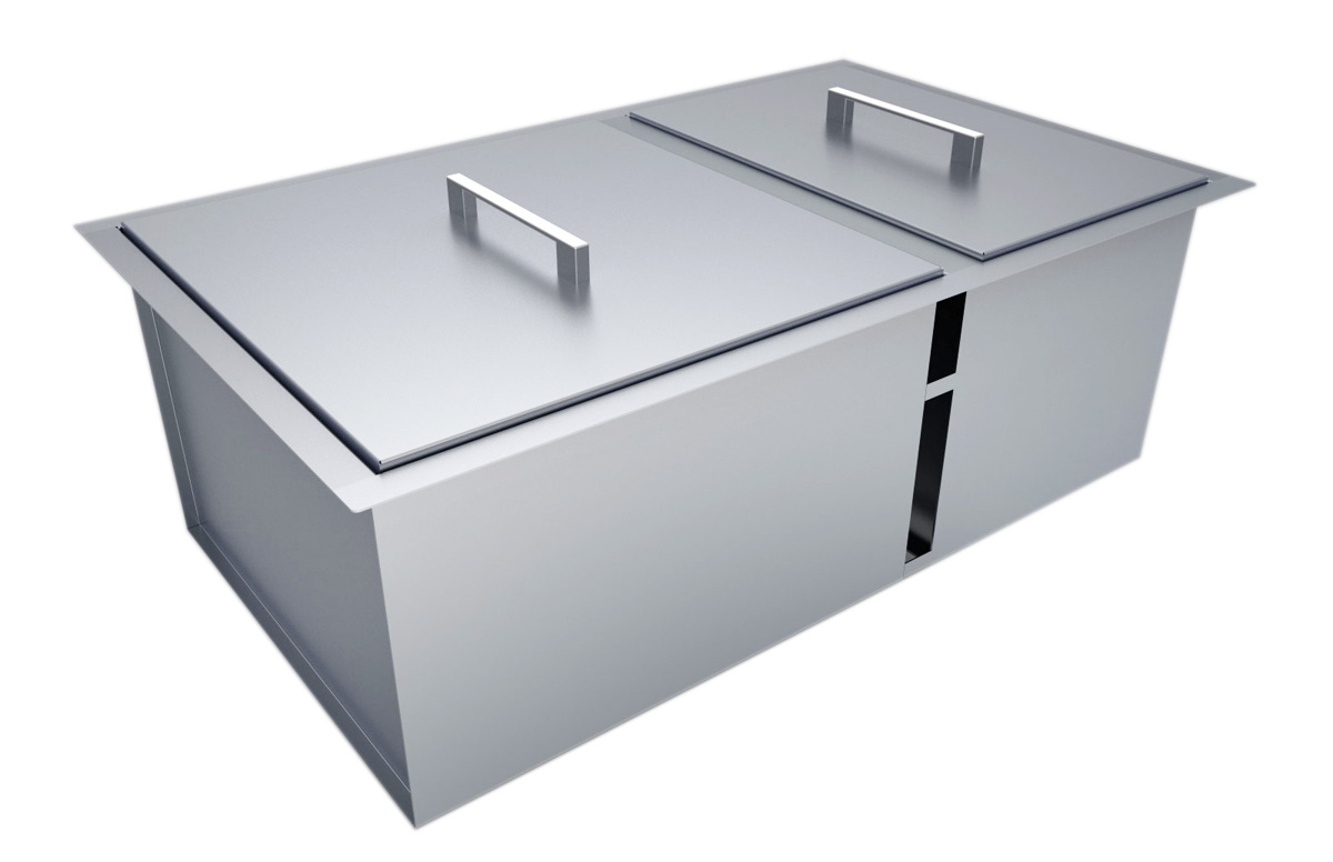 BBQ Sinks:sunstonemetalproducts.com