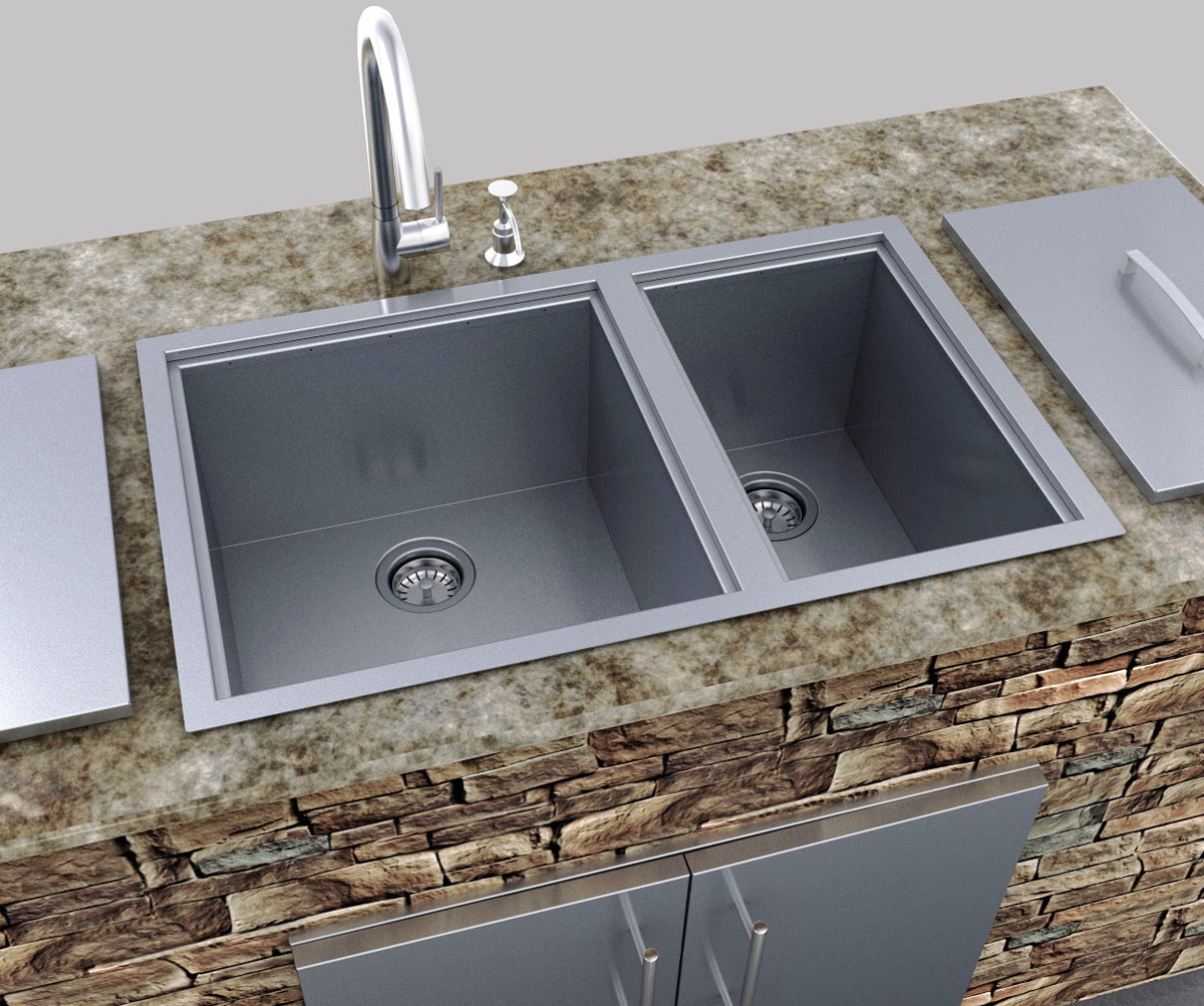 Bbq Sinks Sunstonemetalproducts Com
