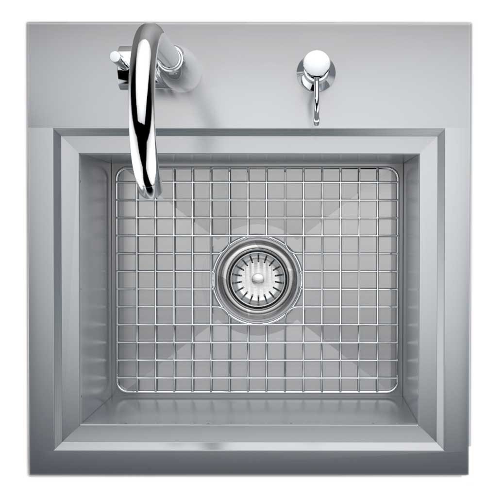 ... Drop In Bar Sink With Faucet U0026 Cutting Board ...