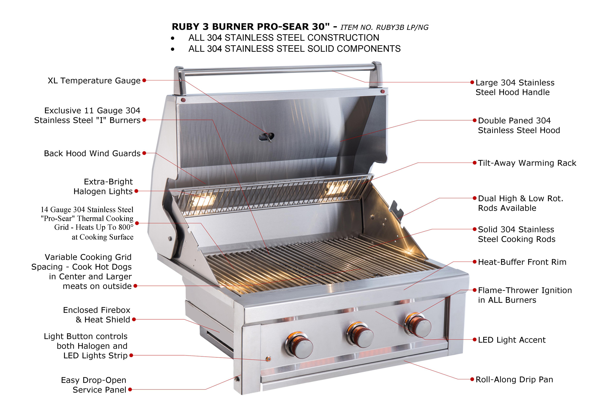 stainless steel appliance cabinets  sc 1 st  Sunstone Metal Products & BBQ gas grills:sunstonemetalproducts.com