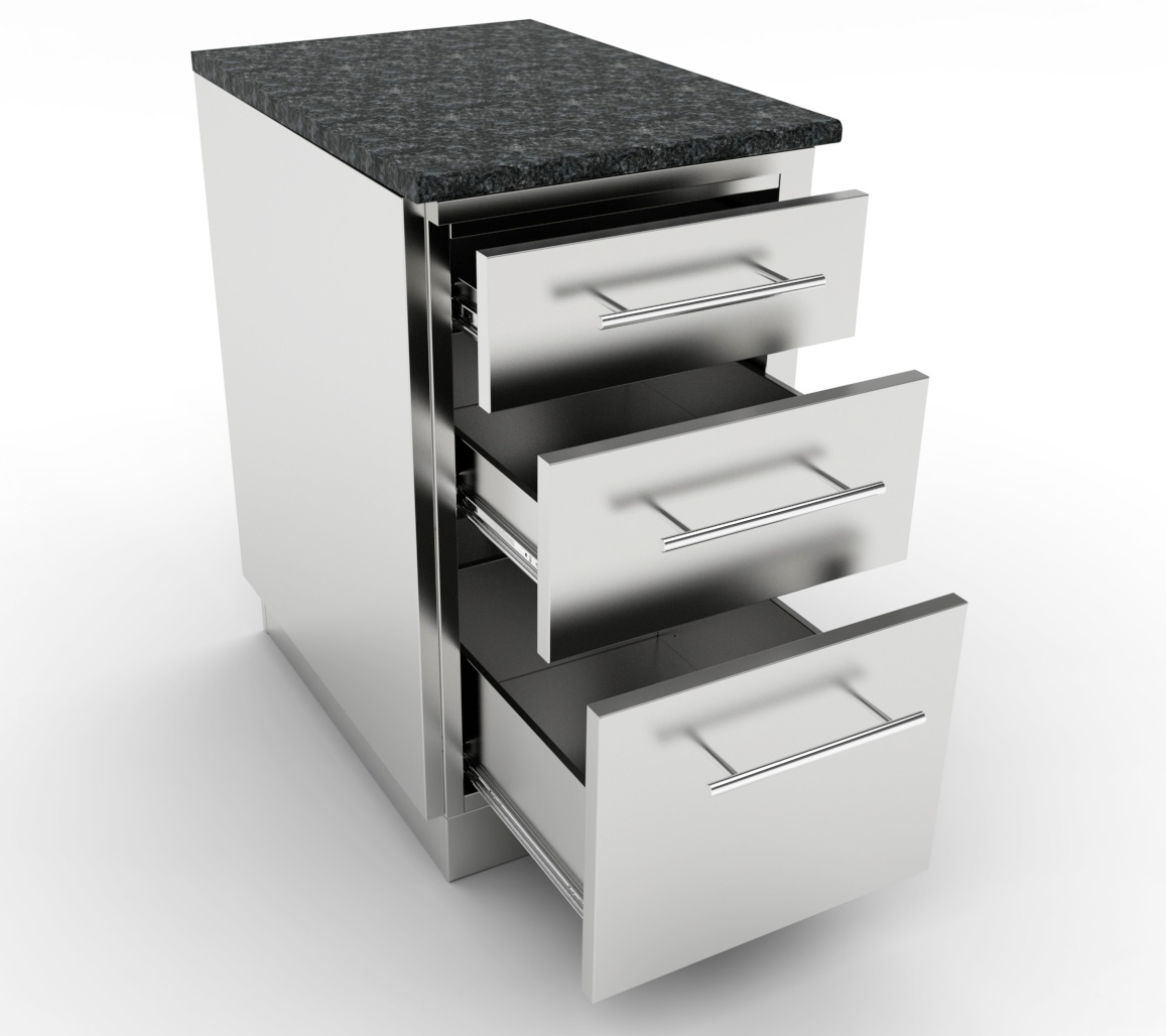 steel drawer cabinet stainless steel cabinets storage cabinets 26765