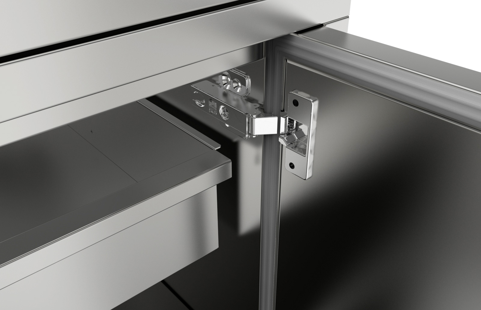 Stainless Steel Storage Cabinets ...