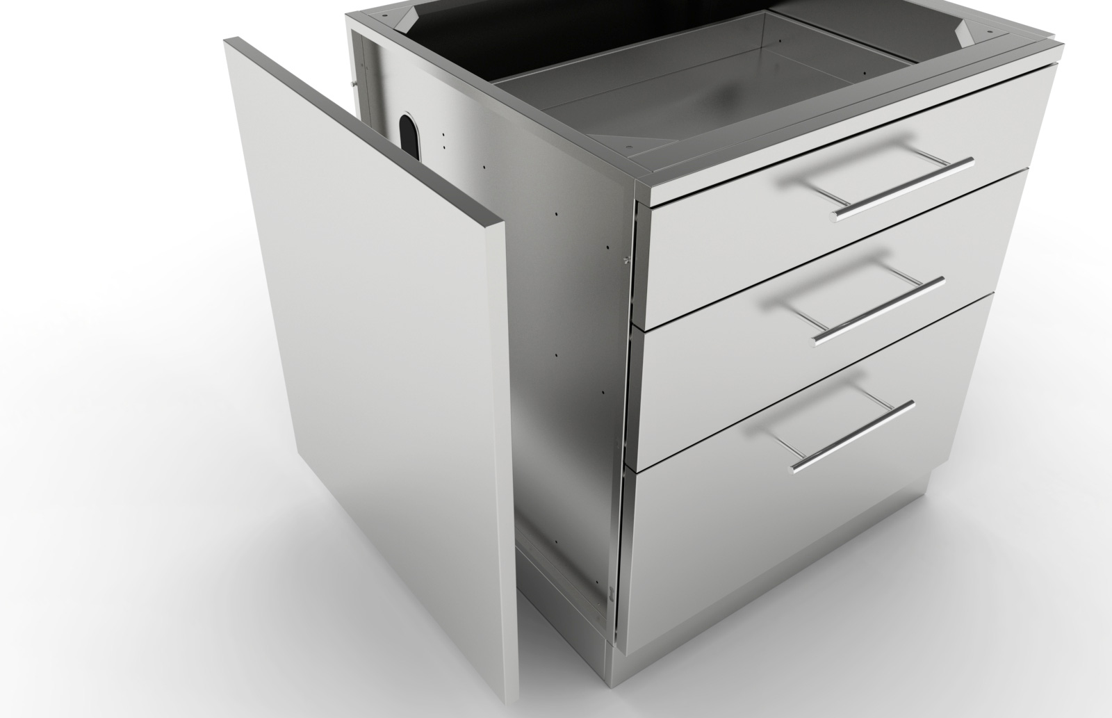 Stainless Steel Base Cabinets · Stainless Steel Base Cabinets ...