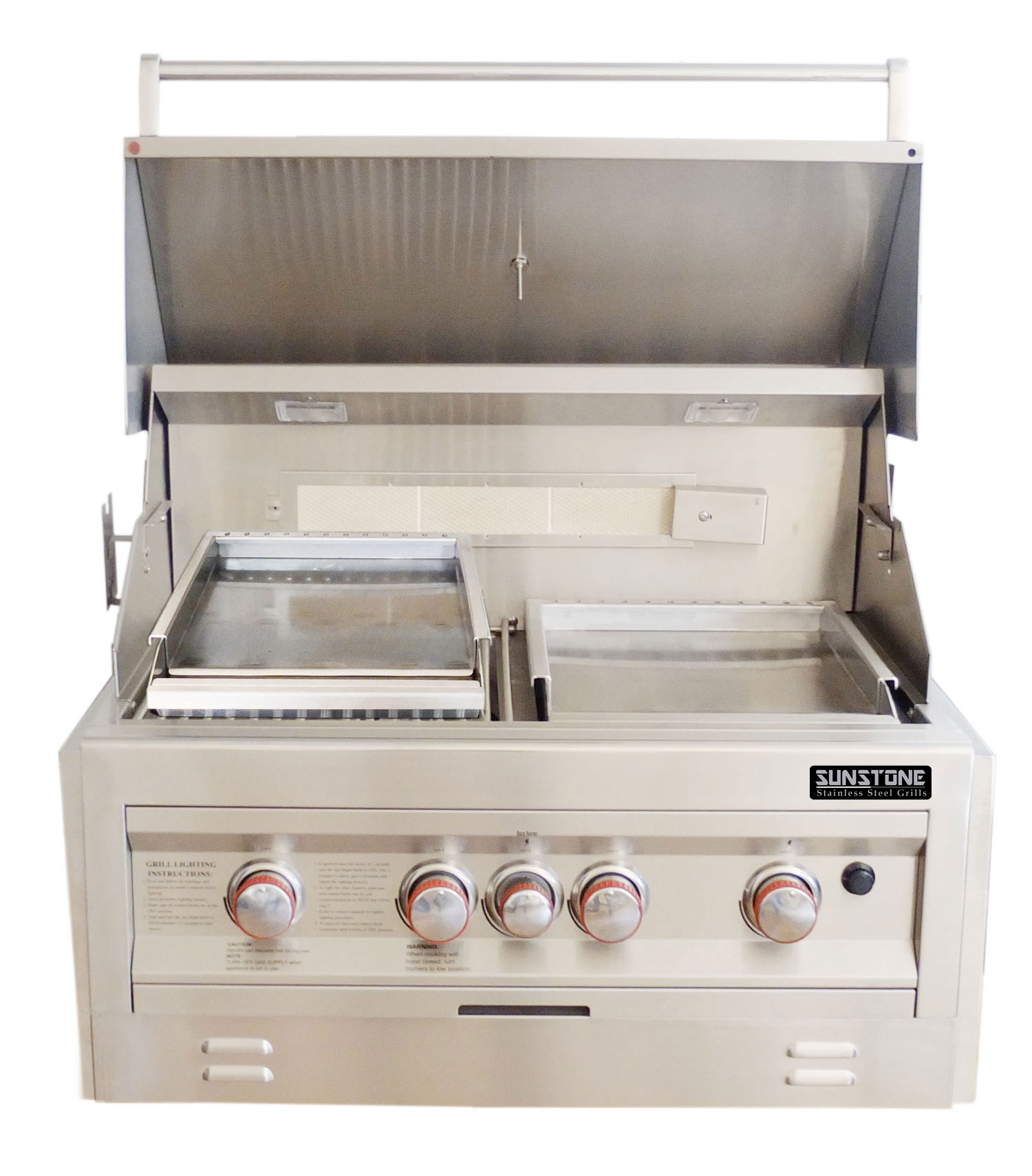 Outdoor Propane Grill And Griddle bo Outdoor Designs